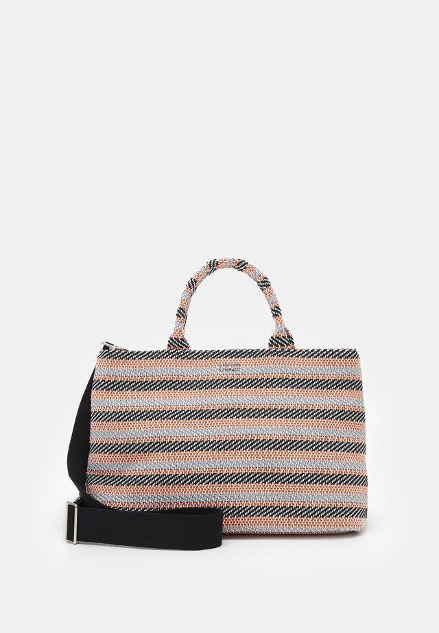 MIRANDA CITY SHOPPER - Shopping bag - grey