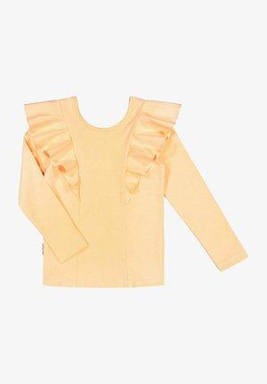 Långärmad tröja - honey