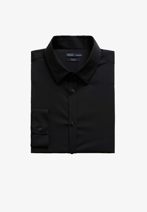 EMOTION - Formal shirt - schwarz