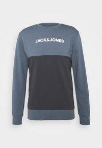 JACSMITH CREW - Pyjamapaita - navy blazer