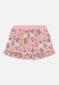 MOSCHINO - SET - Mini skirt - pink - 2