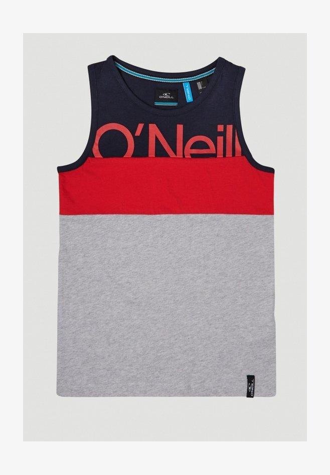 O'Neill - Top - light grey melange