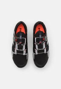 adidas Performance - TERREX AGRAVIC BOA - Trail running shoes - core black/crystal white/solar red - 3
