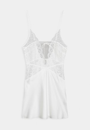 CHEMISE - Nightie - snow white