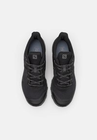 Salomon - OUTLINE PRISM - Hiking shoes - black/magnet/quiet shade - 3