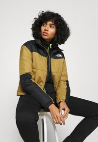 The North Face - GOSEI PUFFER - Jas - british khaki - 3