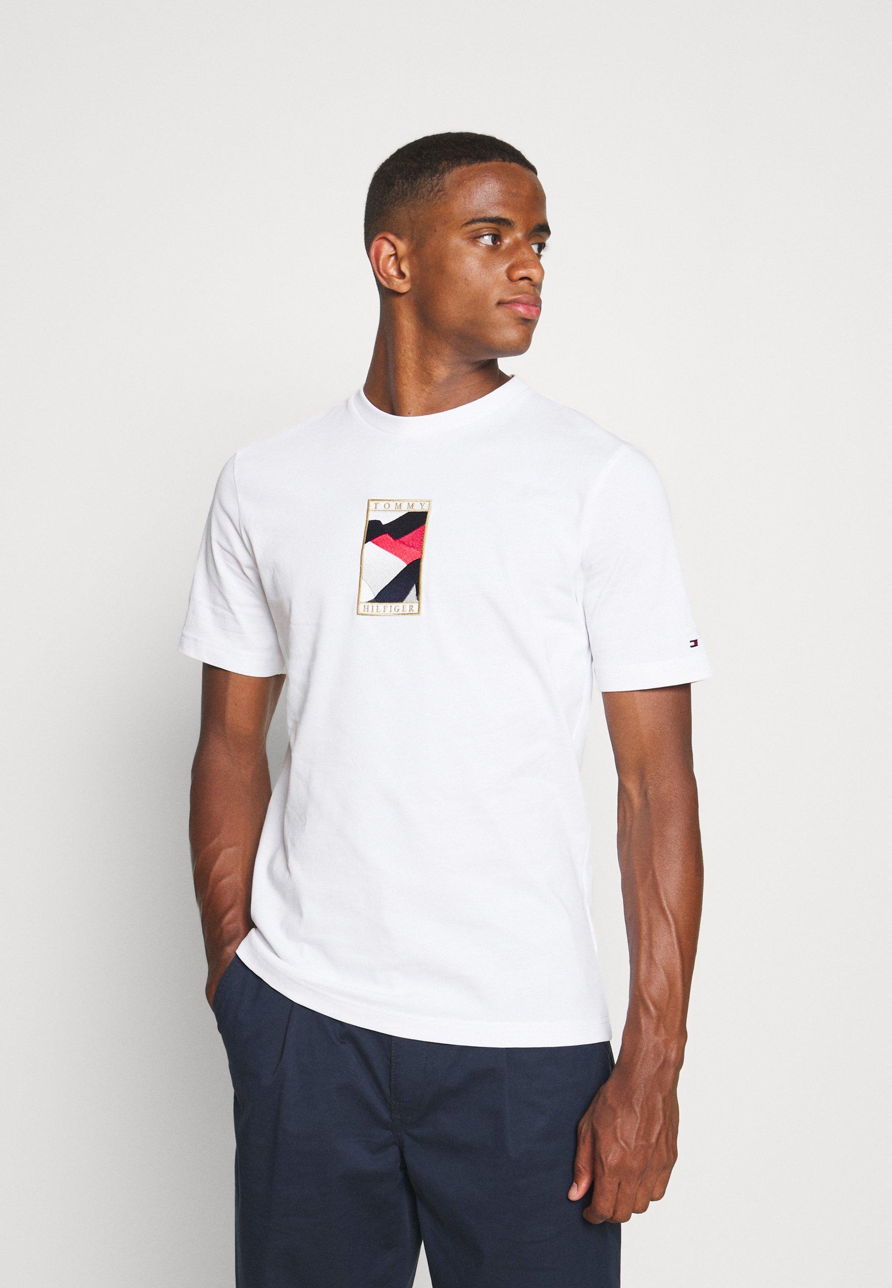 Homme ICON FLAG TEE - T-shirt imprimé