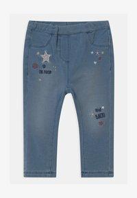 OVS - EMBRO - Spodnie materiałowe - denim - 0