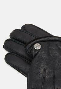 Lloyd Men's Belts - Rękawiczki pięciopalcowe - schwarz - 3