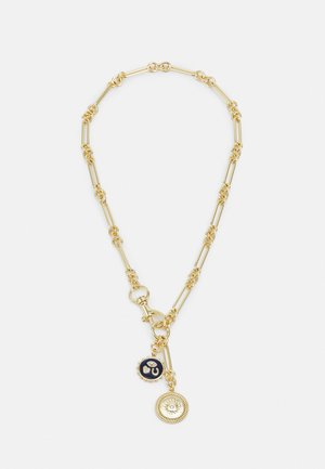 CHARM NECKLACE - Collana - gold-coloured