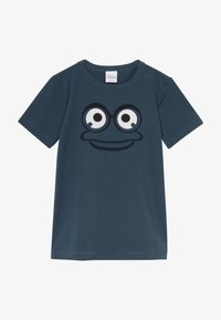 Fred's World by GREEN COTTON - ALFA  - Print T-shirt - midnight - 2