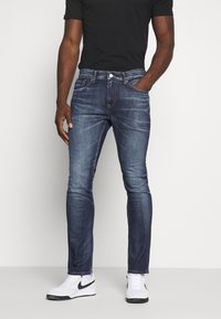 Tommy Jeans - SCANTON SLIM - Slim fit -farkut - clint three years comfort - 0