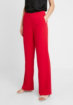 MY FAVOURITE PANTS - Trousers - red