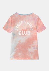 Cotton On - STEVIE SHORT SLEEVE EMBELLISHED - Print T-shirt - purple - 1