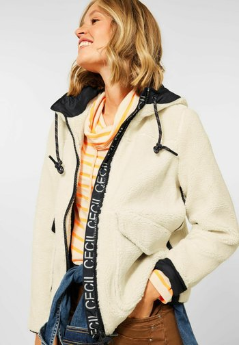 TEDDY INDOOR - Light jacket - weiß