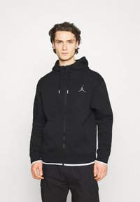 Jordan - Zip-up hoodie - black - 0