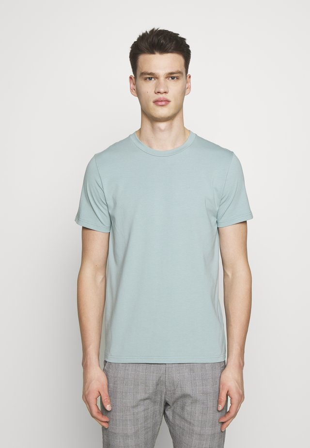 TEE - Basic T-shirt - mint powder