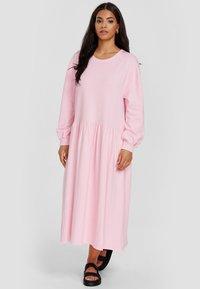 Cotton Candy - Maxi dress - pink - 1