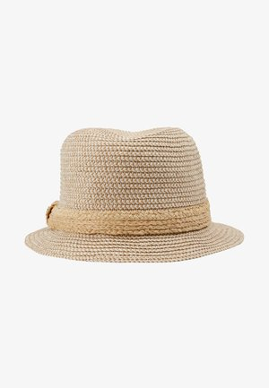 NATURMARLEDTRIL - Hat - cream beige