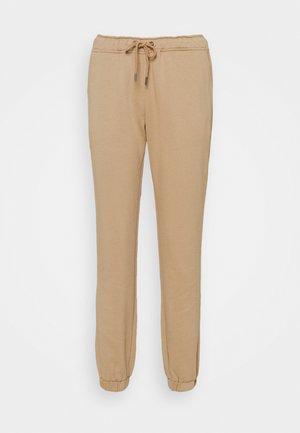MEGHAN PANTS - Teplákové kalhoty - cornstalk
