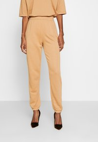 Missguided Tall - EXCLUSIVE SET - Tracksuit - tan - 5