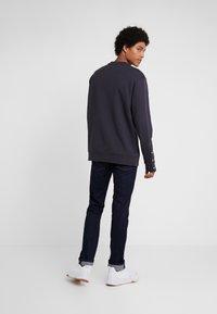 Versace Collection - FELPA CON RICAMO - Sweatshirt - blue - 2