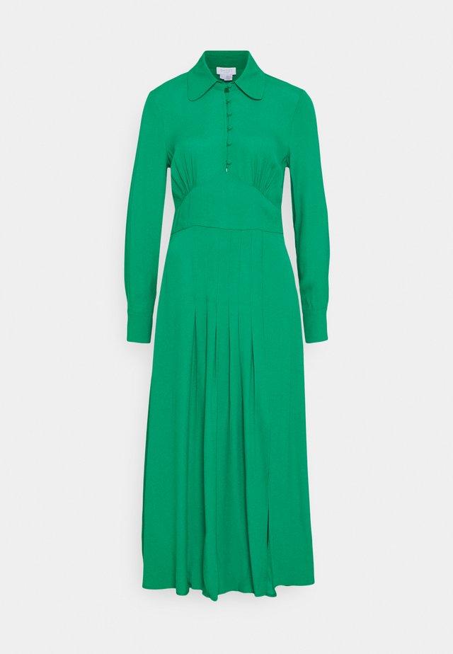 CLAUDETTE DRESS - Vestito estivo - dark green