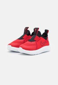 Nike Performance - FLEX PLUS UNISEX - Neutral running shoes - university red/black/white - 1
