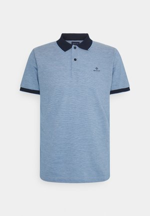 OXFORD RUGGER - Polo shirt - powder blue