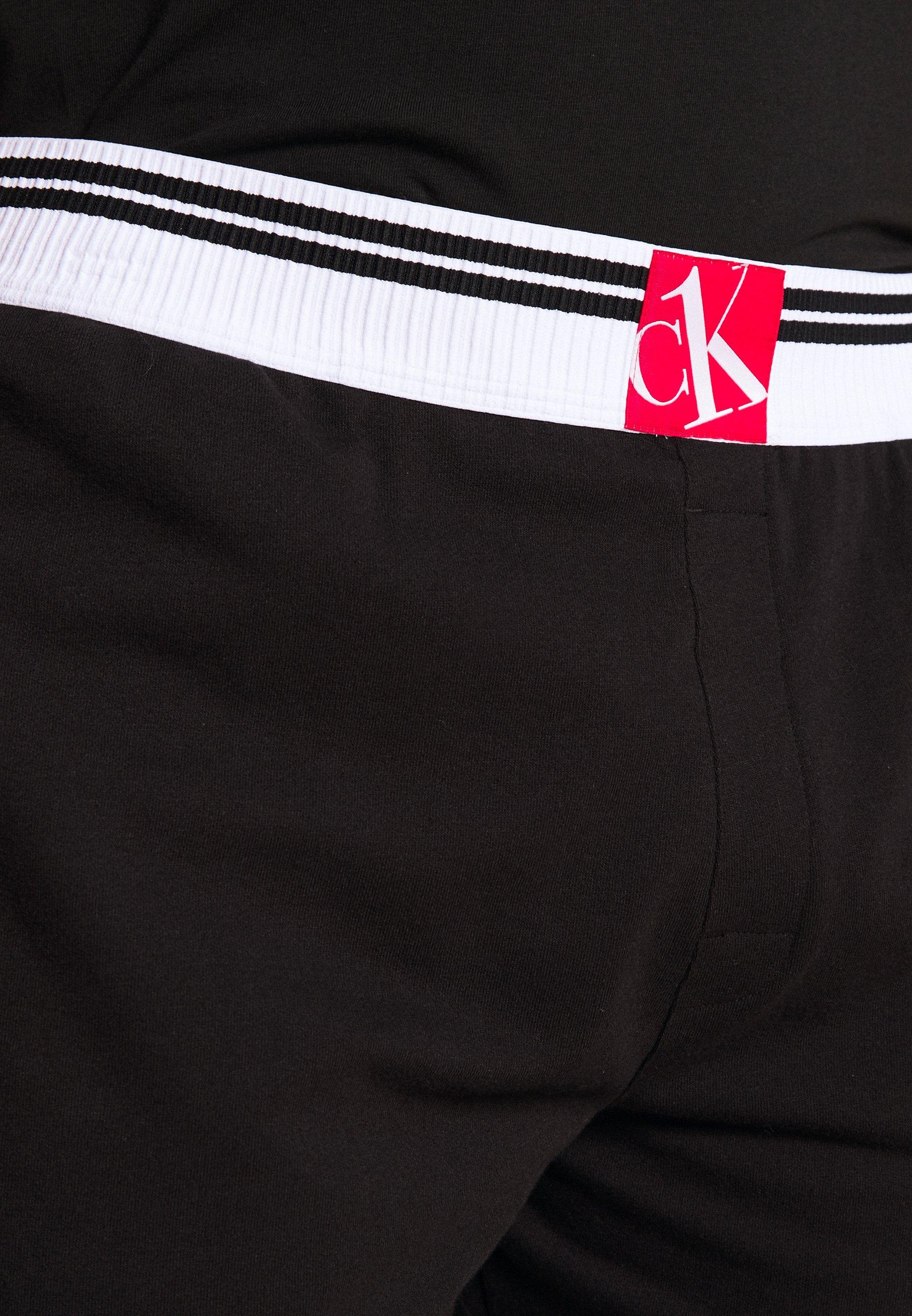 Calvin Klein Underwear JOGGER - Pyjamasbukse - black