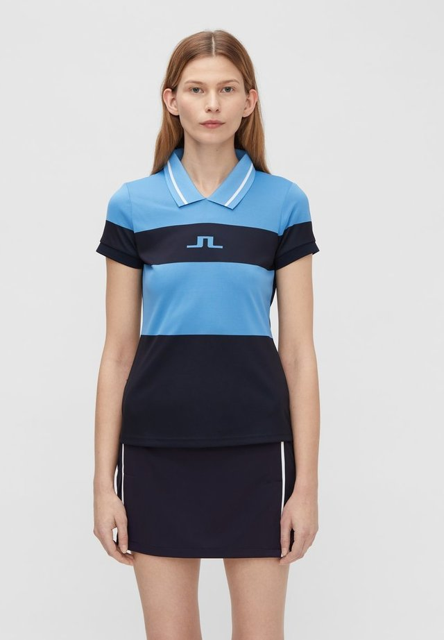 ADISSA - Polo shirt - ocean blue