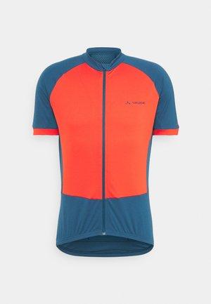 ADVANCED TRICOT - Sports shirt - mars red