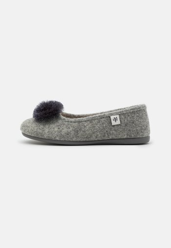 HEIDI 3D - Slippers - grey