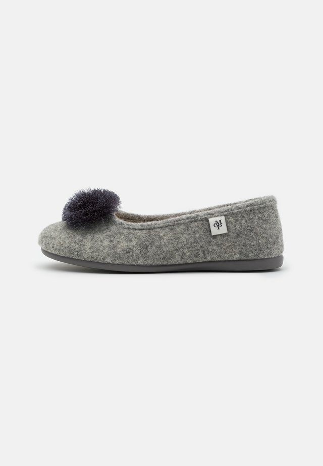 HEIDI 3D - Pantoffels - grey