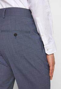 Tiger of Sweden - TORDON - Suit trousers - blue - 5