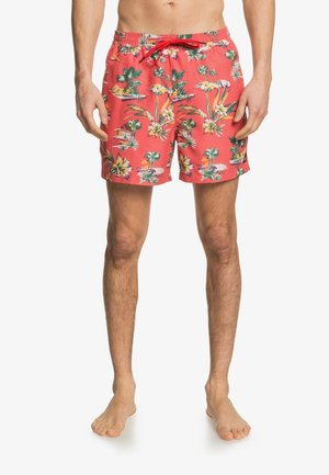 VACANCY VOLLEY 16 - Swimming shorts - deep sea coral