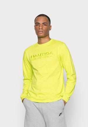 QUINT - Long sleeved top - green