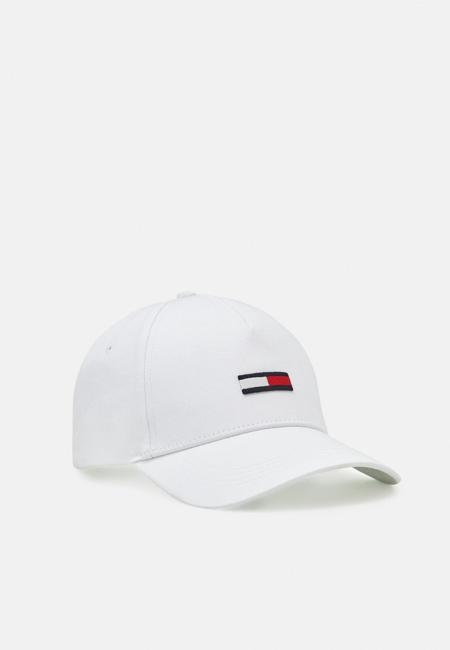FLAG - Cappellino - white