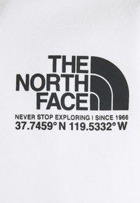 The North Face - COORDINATES CREW - Sweatshirt - tnf white - 2