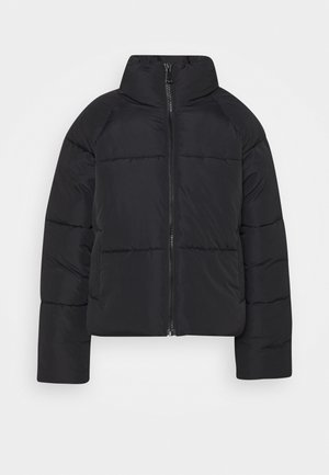 SUE JACKET - Winter jacket - black dark unique