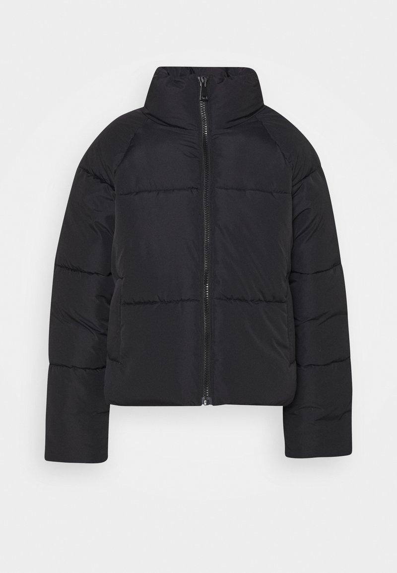 Monki - SUE JACKET - Winter jacket - black dark unique