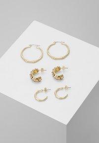 Pieces - Korvakorut - gold-coloured - 0