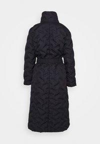 Emporio Armani - Winter coat - blu navy - 1