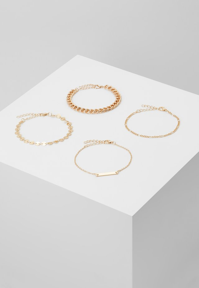 ONLKYLIE BRACELET 4 PACK - Armband - gold-coloured