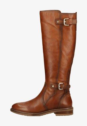Cowboy/Biker boots - cuero