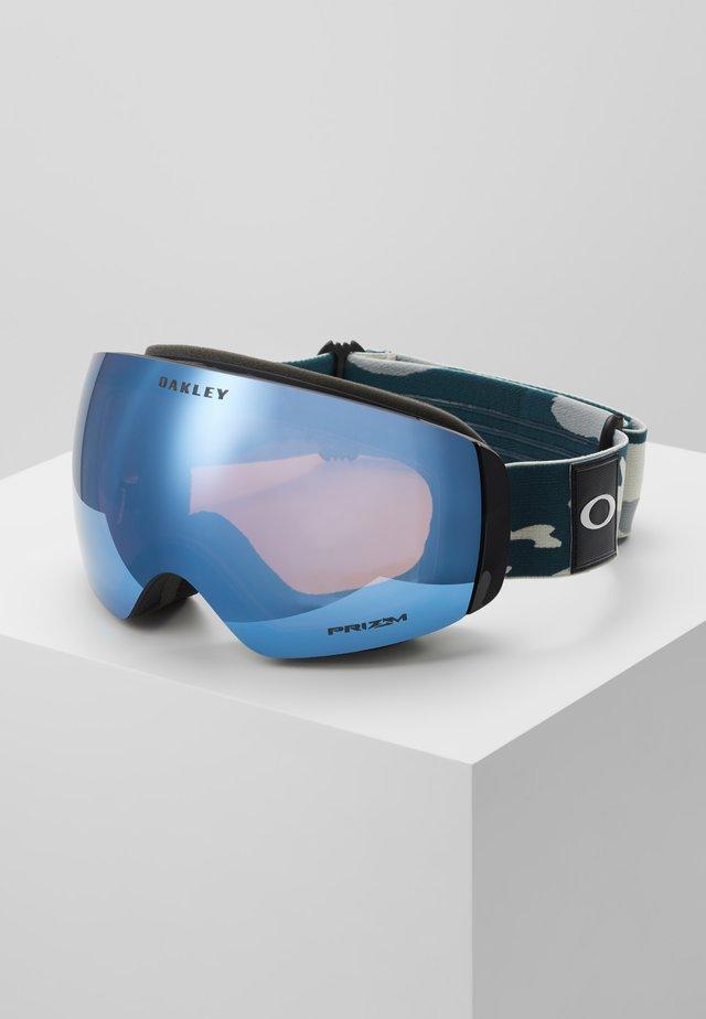 FLIGHT DECK XM - Ski goggles - turquoise/light grey