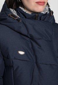 Ragwear - PAVLA - Winter coat - navy - 4