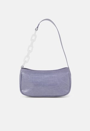 PCIZZY SHOULDER BAG - Bolso de mano - purple heather
