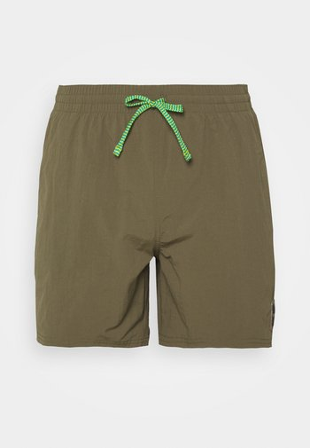 VOLLEY ESSENTIAL - Swimming shorts - medium olive