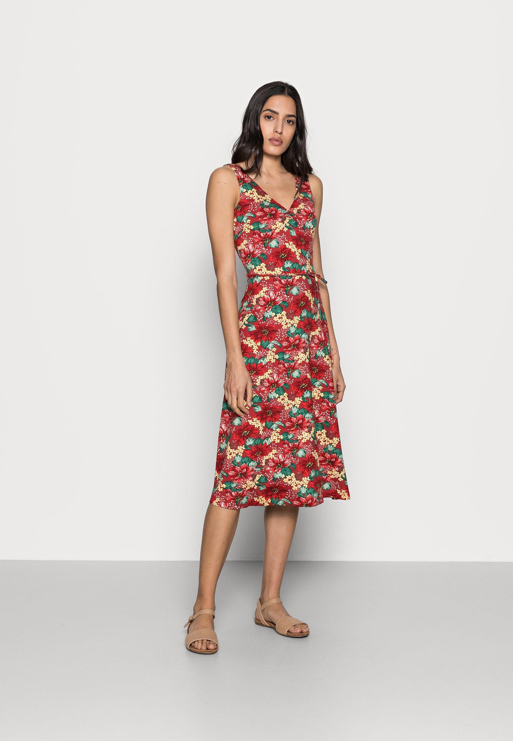 Women ANNA DRESS PACIFICA - Jersey dress